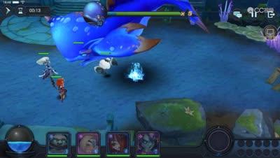 面面面团《迷雾世界》幽歌海底支线-lan鲸鱼打法攻略