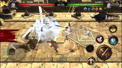 双刀-决斗1