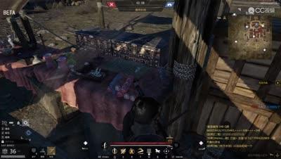 战意游戏bug,复活在了补给点的小棚屋里,卡在里面出不来。全程呵呵哒