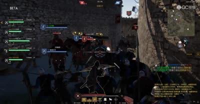 【战意攻城战】最后的阵地,小城堡防守战!
